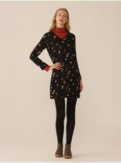 Vestido Nice Things Pixels Print