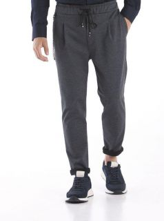 Pantalón Sidecar pinzas de punto