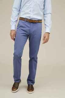 Pantalón Florentino chino azul