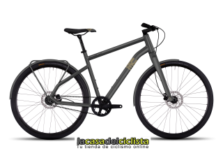 Bicicleta GHOST SQUARE URBAN 3