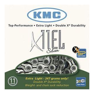 Cadena KMC  X11EL Silver