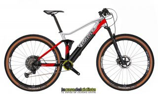 Bicicleta  Wilier Triestina 101fx hybrid