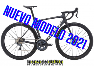 Bicicleta GIANT TCR ADVANCED PRO TEAM  CCC DISC 2021