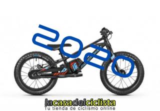 Bicicleta Niño MONDRAKER GROMMY 16 2021