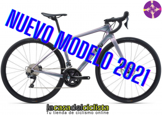 Bicicleta GIANT LIV AVAIL ADVANCED 1 DISC MUJER
