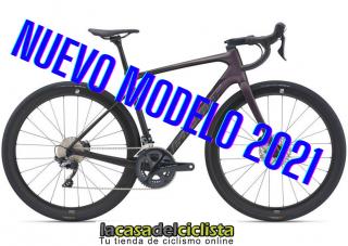 Bicicleta GIANT DEFY PRO 2