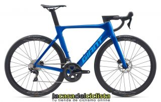 Bicicleta Giant Propel 2 Electric Blue