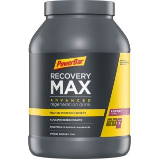 PowerBar Recovery Max bote 1144 g (Diferentes Sabores)