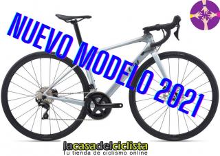 Bicicleta  Liv Langma Advanced 2 Disc mujer 2021