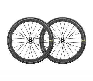 Juego  de ruedas MAVIC Cosmic Pro Carbon UST Disc Tour de France