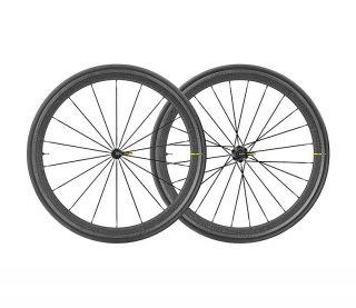 Juego  de ruedas Cosmic Pro Carbon SL UST Tour de France eje 9mm