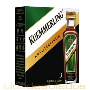 Licor Hierbas Kuemmerling