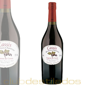 Licor Cassis Chartreuse