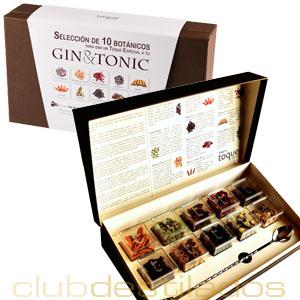 Pack 10 Botánicos Gin Tonic