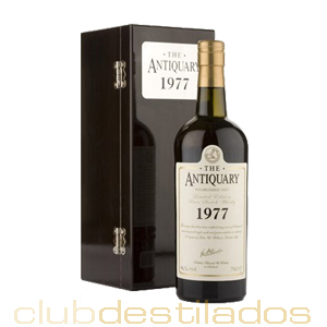 Whisy Antiquary 30 Años 1977