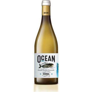imagen Vino Ocean Experiencias Blanco Verdil 2018