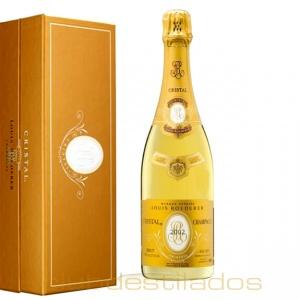 Champagne Cristal Louis Roderer (incluye Estuche)