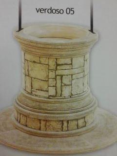 Pozo medieval con hierro