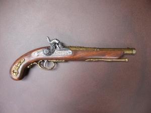 pistola antigua
