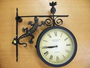 Reloj estacion termometro