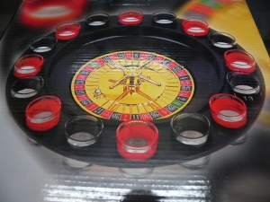 juego ruleta 16 chupitos