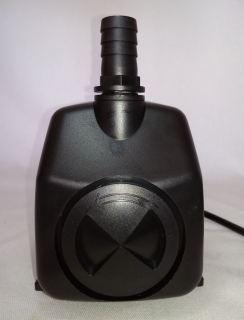 Bomba sumergible 3500 l/h con 5m. de cable