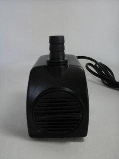 Bomba sumergible 800l/h A. max 150 cm.