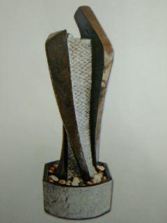 Fuente cascada diseño 110 cm.
