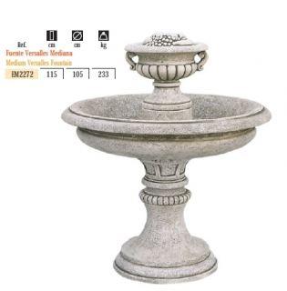 Fuente Versalles mediana