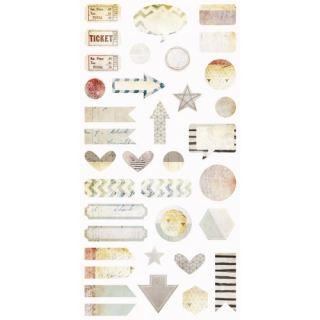 imagen Dreamscapes - Die-cut Elements 6x12
