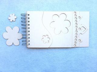 imagen Mini album Flowers