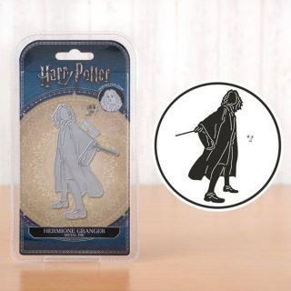 imagen Hermione Granger collection Harry Potter. Troquel + sello de la cara