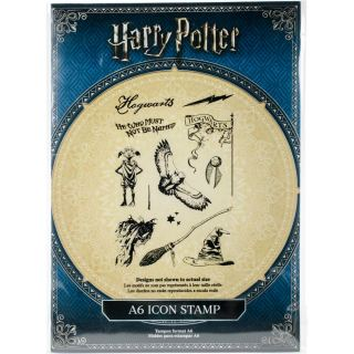 imagen Harry Potter Stamp Set