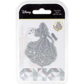 imagen Disney Bella. Troquel con sello (cara)