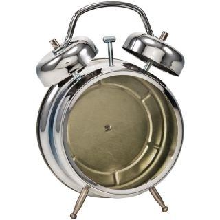 "imagen Idea-Ology Metal Assemblage Clock 7""X4.5"""