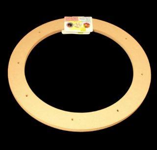 imagen Biodegradable Floral Craft Ring, 9