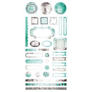 imagen Cotton Candy stickers 6x12
