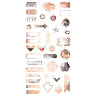 imagen Cotton Candy Dreams diecut elements 6x12