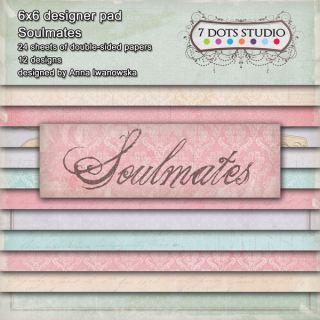 imagen Soulmates - Pad 6x6