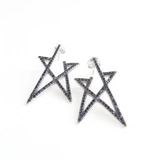 thumb Pendientes de plata luar joyas de autor