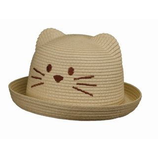 imagen Sombrero gato beige