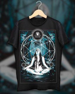 Camiseta Arise Negra