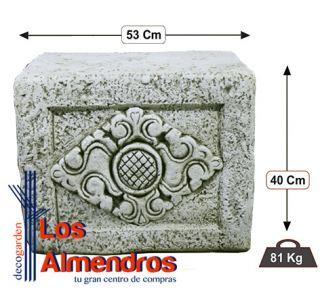 imagen Pedestal Oriental 40cm