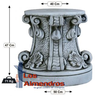 imagen Pedestal Clásico 47cm