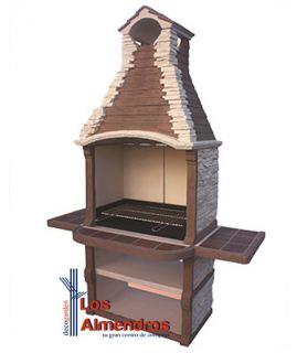 imagen Barbacoa Hormigón Prefabricado Barigrant o Baribaldi