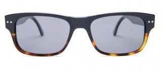 Gafas polarizadas de acetato mazzccelli bicolor negro y marrón. MÁXIMA CALIDAD AL MEJOR PRECIO. Fabr