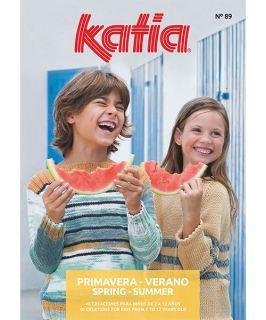 REVISTA KATIA PRIMAVERA -VERANO Nº89