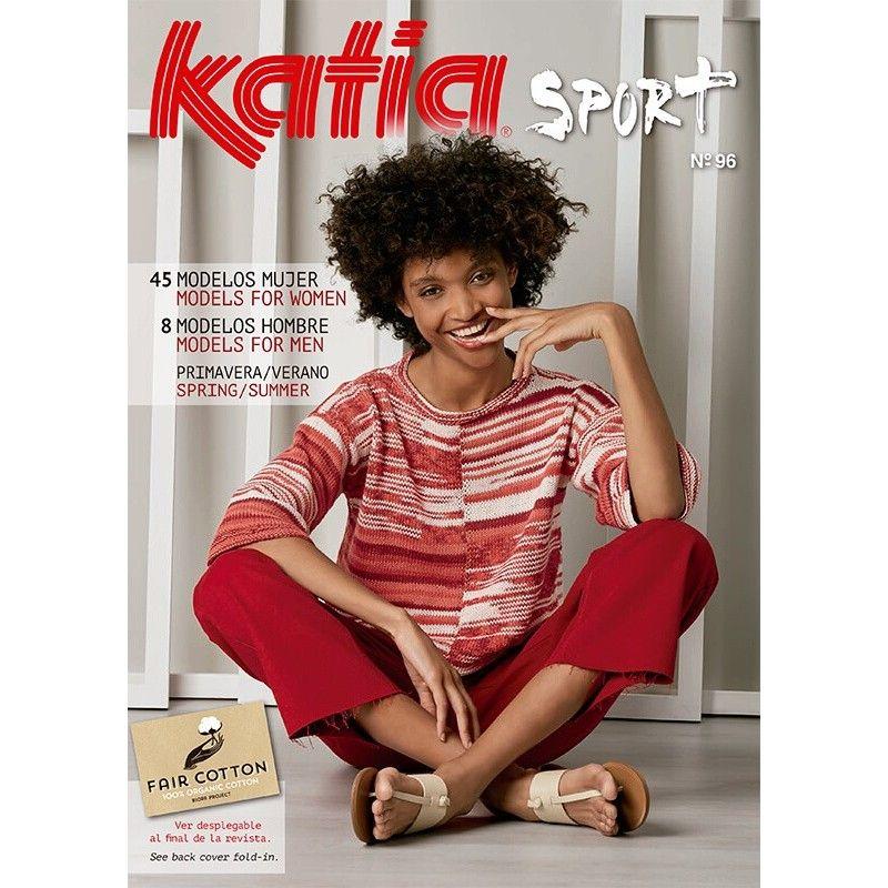 Foto de Revista Katia Mujer Sport Nº 96