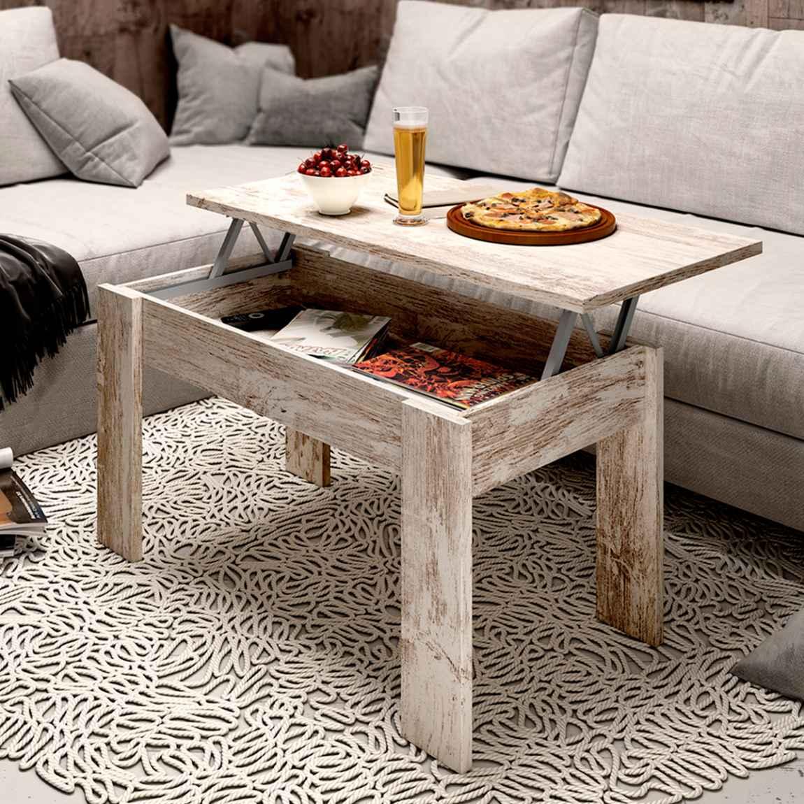 Mesa de centro Nordic Style Mobles Rossi