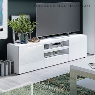 MUEBLE TV COLECCIÓN ILLUMINATION Mobles Rossi